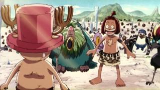 映画『ONE PIECE ワンピース 珍獣島のチョッパー王国』